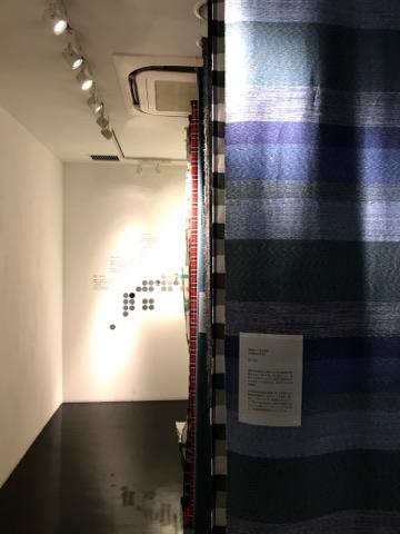 D&DEPARTMENT FUKUOKA GALLERY FROM LIFESTOCK 展 日本の生地の「個性」と「技術」