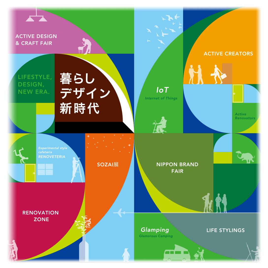 第84回東京インターナショナルギフトショーLIFE×DESIGN