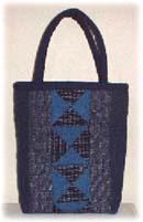 藍色のバッグ・静謐