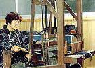 久留米絣の手織